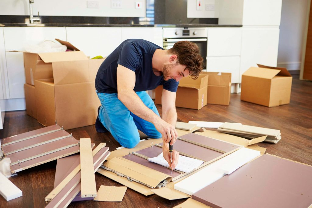 Furniture Transportation - a little about Disassembly and Packaging